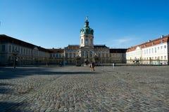 夏洛特堡宫,柏林,德国 库存图片