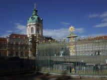 夏洛特堡宫,柏林 免版税库存图片