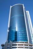 外交官商业办公室塔在麦纳麦 免版税图库摄影