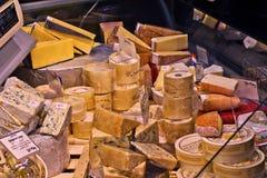 外国乳酪 免版税库存照片