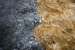 外国沙子 库存图片