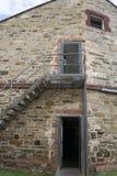 外在大厦,送回细胞,阿德莱德监狱,阿德莱德,南 免版税库存图片