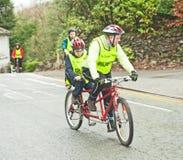 从外型信任的自行车 库存图片