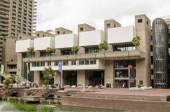 外堡艺术中心,伦敦市 免版税库存图片