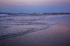 外形波浪 库存图片