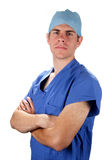 外科的医生 免版税库存图片