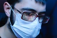 外科医生在工作 免版税库存图片