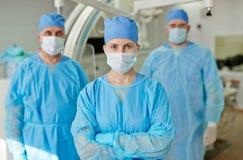 外科医生 免版税库存图片