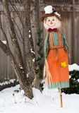 外部圣诞节装饰 库存图片