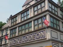 外部大厦, Nickelodeon复制品  库存图片