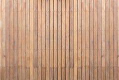 外部木装饰或地板在大阳台 库存照片