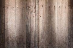 外部的内部和工业建筑构思设计的木纹理背景 免版税库存图片