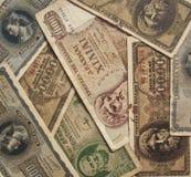 外部的货币 免版税图库摄影