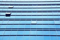 外面商业中心看法  免版税图库摄影