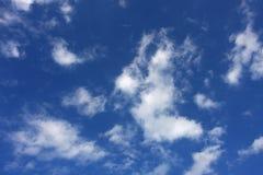 多云混淆 库存图片