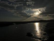 多云热带 图库摄影