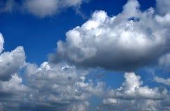 多云蓝色Sky_Bangladesh_05 免版税图库摄影