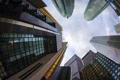 多伦多加拿大办公室密林 免版税图库摄影