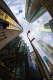 多伦多加拿大办公室密林 免版税库存图片