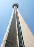 多伦多加拿大国家电视塔2008年 免版税库存照片