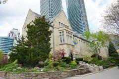 多伦多大学大厦 免版税库存照片