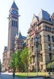 多伦多市政大厦 免版税库存图片