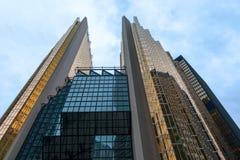 多伦多摩天大楼办公室塔 库存图片