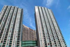 多伦多港口公寓房 免版税库存图片