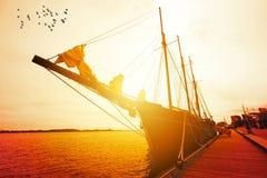 多伦多港口巡航 免版税图库摄影