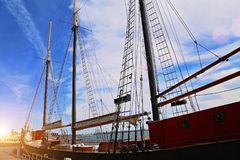 多伦多港口巡航 免版税库存照片