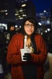 多伦多的黑人公共 免版税库存照片
