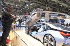 多伦多车展2013年 免版税图库摄影