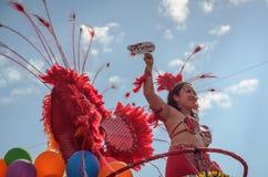 多伦多骄傲游行2014年 免版税图库摄影