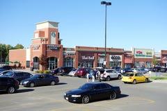 多伦多购物中心 库存照片