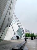 多伦多建筑学 免版税库存照片