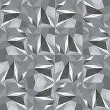 多低的传染媒介 抽象多角形几何三角背景 库存照片