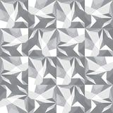 多低的传染媒介 抽象多角形几何三角背景 库存图片