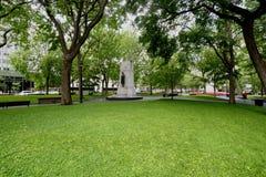 多切斯特广场 免版税库存图片