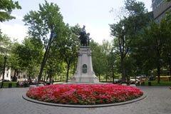 多切斯特广场 库存图片
