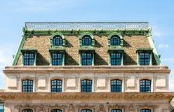 维多利亚女王时代的大厦 免版税图库摄影