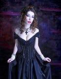 维多利亚女王时代的夫人 库存图片