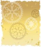 维多利亚女王时代的嵌齿轮 免版税图库摄影