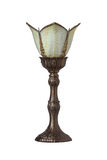 维多利亚女王时代的灯 库存照片