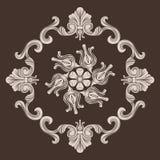 维多利亚女王时代的装饰品 图库摄影