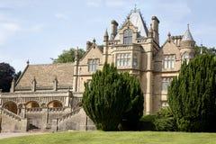 维多利亚女王时代的豪宅 免版税图库摄影