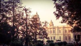 维多利亚宫殿 免版税库存图片