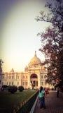 维多利亚宫殿 图库摄影