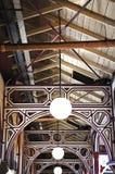 维多利亚时代建筑,德比 免版税库存照片