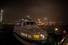 维多利亚港 库存照片