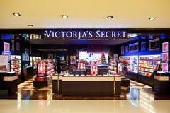维多利亚的秘密商店 免版税库存图片